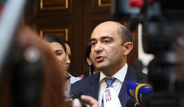 Комиссия парламента Армении дала отрицательное заключение по законопроекту касательно должностей глав СНБ и Полиции