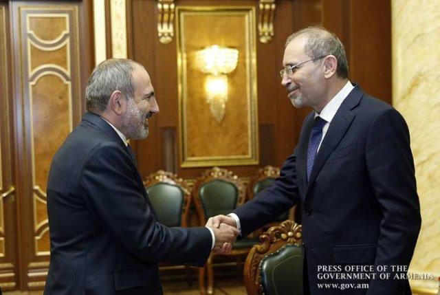 Глава МИД Иордании подчеркнул важность мирного урегулирования нагорно- карабахского конфликта