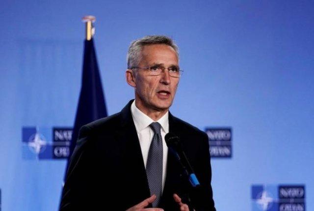 Столтенберг заявил, что НАТО стремится к улучшению отношений с Россией