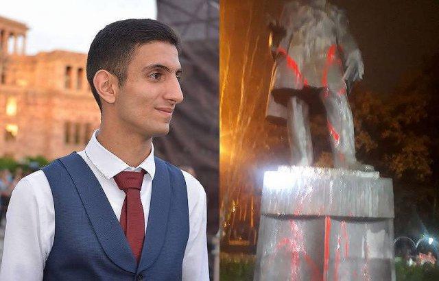 Шаген Арутюнян в полиции: приглашен для дачи объяснений