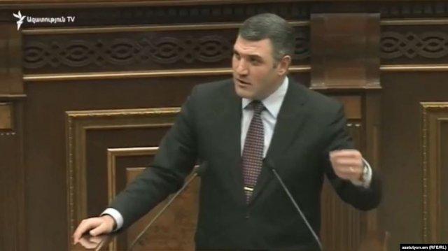Решение по ходатайству об аресте Геворка Костаняна суд огласит 4 декабря