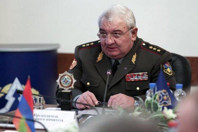 Суд отклонил ходатайство адвоката Хачатурова Миграна Погосяна