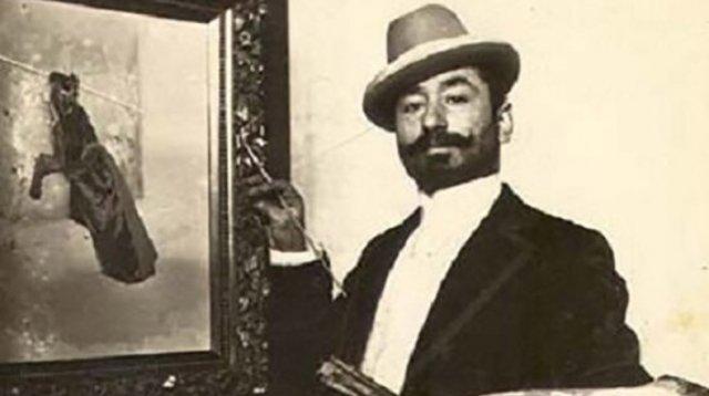 Российский телеканал показал фильм о выдающемся армянском художнике Вардгесе Суренянце