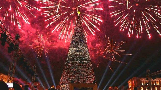 Армения – среди стран, где можно необычно встретить Новый год