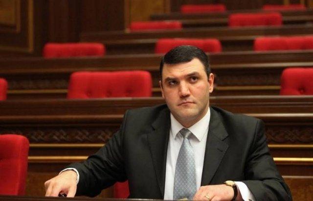 Принято решение об аресте экс-депутата НС, бывшего генпрокурора Геворка Костаняна