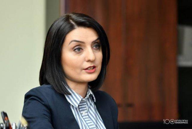 Батоян отметила важность участия женщин в процессах принятия решений в сфере обороны
