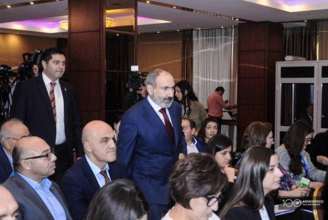 В Ереване стартовал форум, посвященный Международному дню борьбы с коррупцией