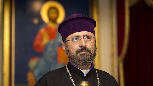 Константинопольским патриархом, вероятно, станет Саак Машалян