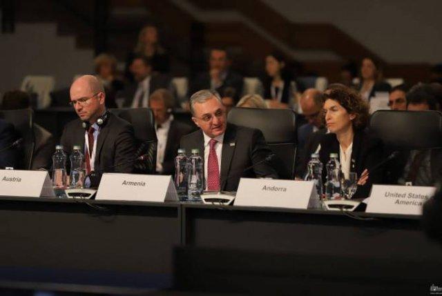 Братиславское выступление Мнацаканяна - единственно возможный ответ Армении Азербайджану