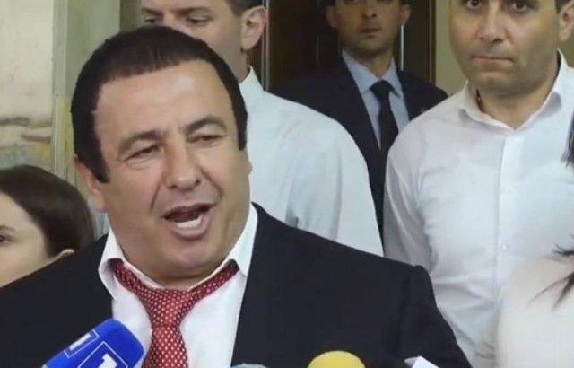 Гагик Царукян: «Мы показываем яблоко, а они говорят – арбуз»