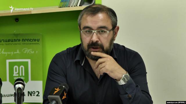 В Армении полноценное действие закона обуславливается репрессиями