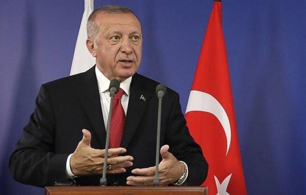 Эрдоган заявил, что откажется от Нобелевской премии мира, если присудят