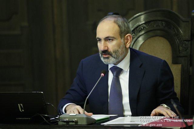 На страже безопасности Армении и Арцаха стоит армянская армия – Пашинян