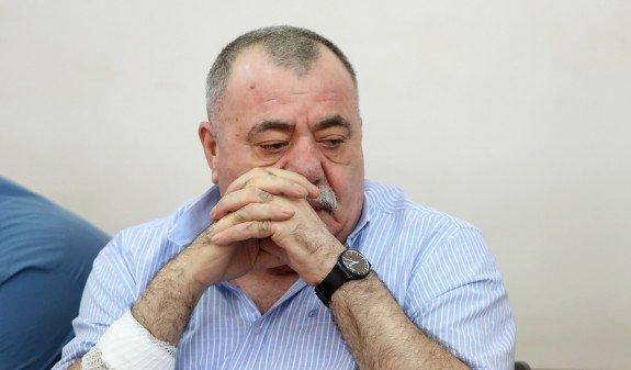 Апелляционный суд Армении рассматривает ходатайство защиты об освобождении Манвела Григоряна под залог