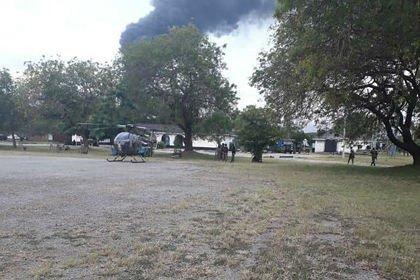 Боевики напали на американскую базу в Кении