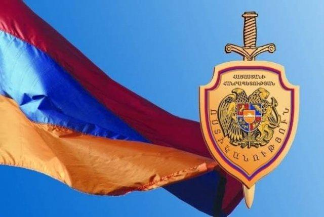 Криминального авторитета забрали в Полицию со двора церкви в Ереване