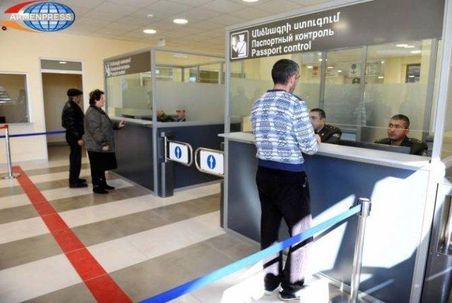 На пограничных пропускных пунктах зарегистрированы лица с подозрениями на инфекционные заболевания