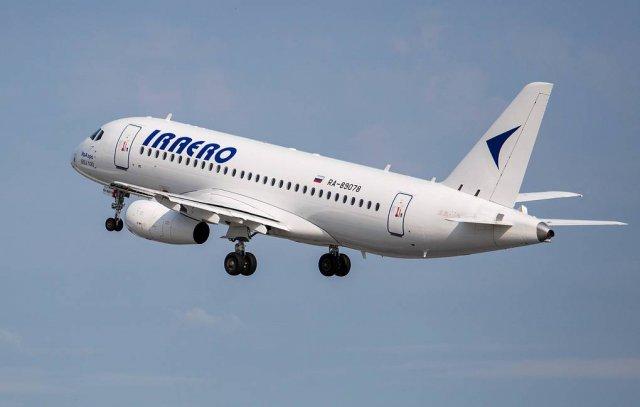 Самолет иркутской авиакомпании совершил экстренную посадку на недостроенную полосу в аэропорту «Домодедово»