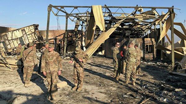 В США подтвердили, что 11 военнослужащих пострадали при ударе Ирана