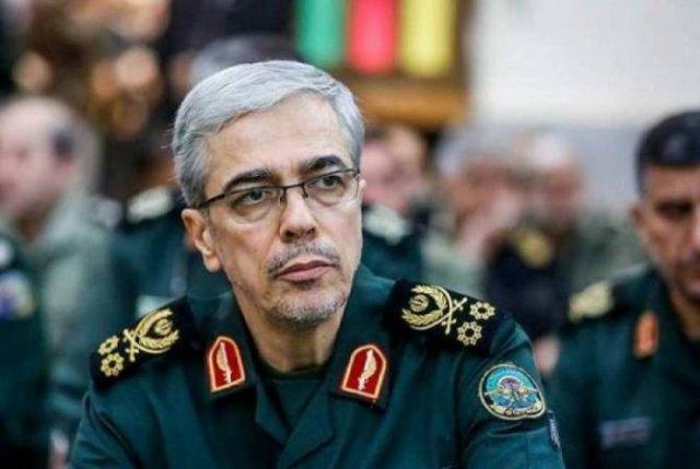Глава Генштаба ВС Ирана: с уходом США на Ближнем Востоке прекратятся анархия и распри