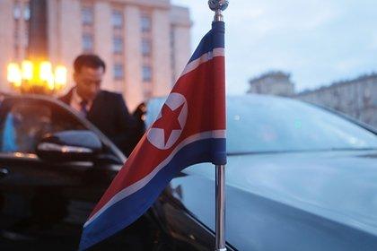 В Северной Корее сменили главу МИД
