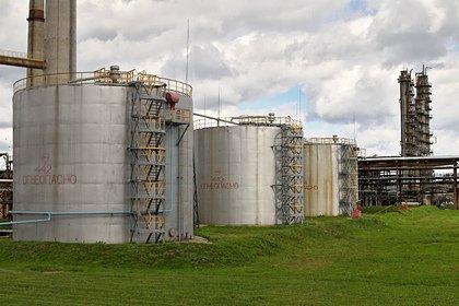 Белоруссия получила норвежскую нефть