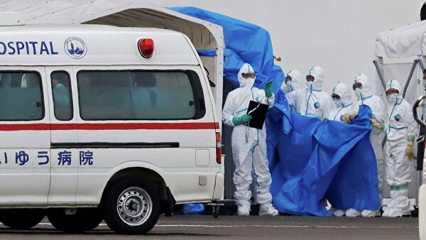 В Японии подтвердили первый случай смерти от нового коронавируса