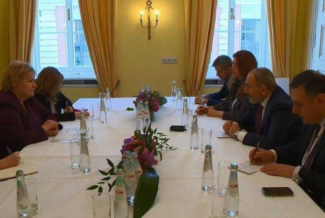 Цель Армении — поставить демократию на институциональную основу