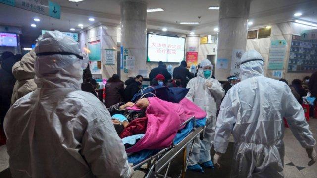 100 человек за день погибли от коронавируса в китайской провинции Хубэй