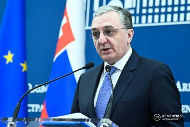 Армения привержена мирному урегулированию нагорно-карабахского конфликта в рамках МГ ОБСЕ