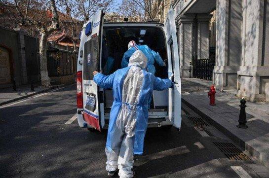В Китае 13 человек умерли за сутки из-за коронавируса