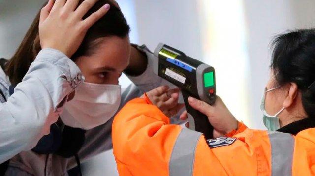 Сотрудникам Инспекционного органа дважды в день измеряют температуру тела
