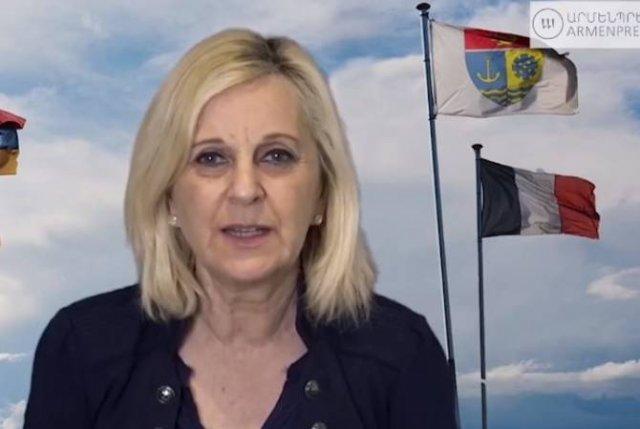 Мы вместе должны работать над признанием Турцией Геноцида армян: мэр Бур-ле- Валанса