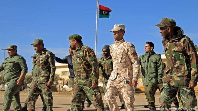 Халифа Хафтар заявил, что намерен изгнать войска Турции из Ливии