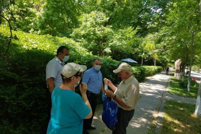 В тур зонах Шенгавитского округа существенно сократились нарушения — ИООПР