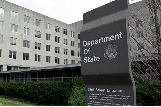 Госдеп США призвал строго соблюдать режим прекращения огня на армяно- азербайджанской границе