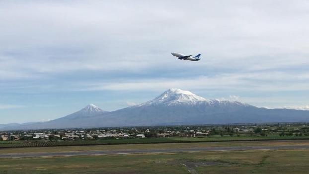 Граждане России смогут вылететь из Еревана в Челябинск и Екатеринбург