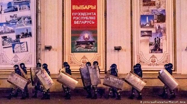 Беларусь: ночь со среды на четверг стала самой спокойной после выборов