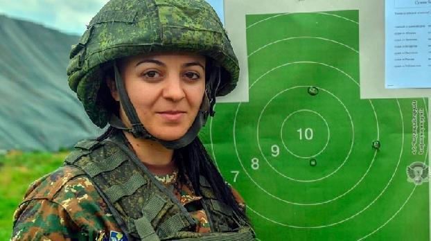 В конкурсе «Страж порядка» на полигоне «Алабино» участвует и команда Армении