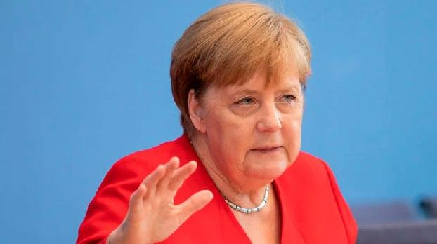 Меркель: Решение по «Северному потоку-2» в связи с ситуацией вокруг Навального пока не принято