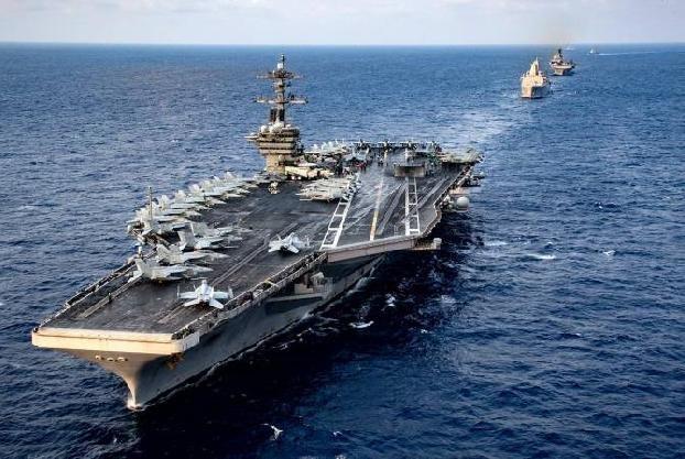 """Эсминец ВМС США """"Рузвельт"""" направляется в Черное море"""