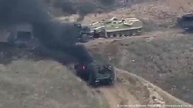 Алиев в панике: Мы теряем освобожденные позиции