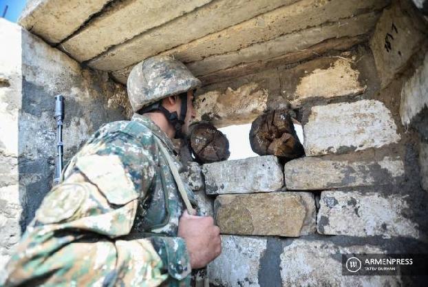 АО вернула некоторые боевые позиции: заместитель командующего Армией обороны