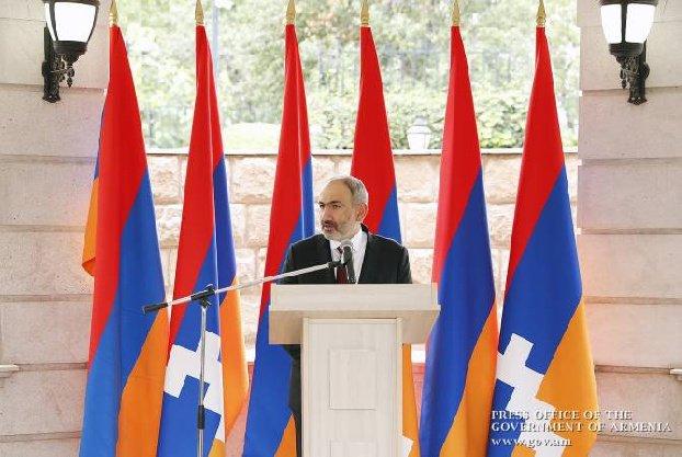 Арцах сегодня ранен, но он стойкий, и имеет поддержку Армении и всего армянства: послание Н. Пашиняна