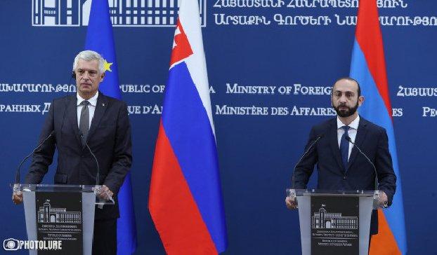 Процесс возвращения армянских военнопленных и гражданских лиц из Азербайджана должен продолжаться – глава МИД Словакии