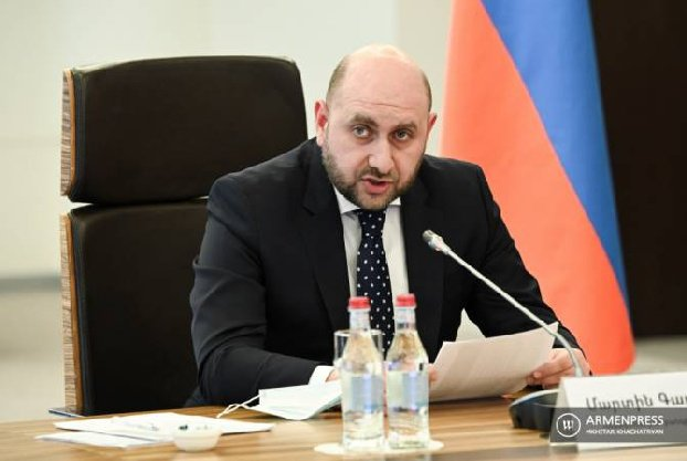 Развития экономического роста Армении в 2021 году оцениваются позитивнее, чем ожидалось: председатель ЦБ