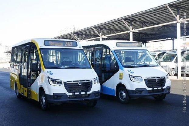 Айк Марутян: в ереванском транспорте скоро будет введена единая система электронных платежей за проезд