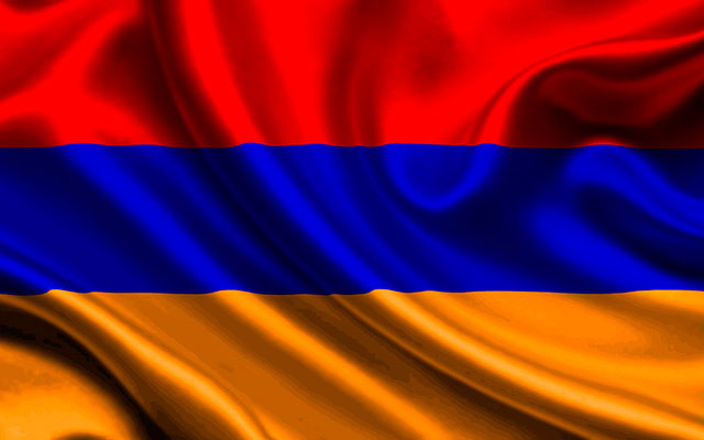 Флаг Армении, армянский флаг