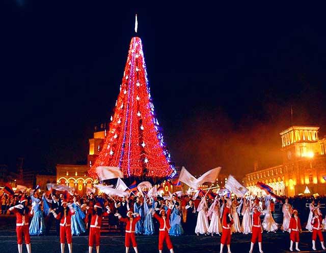 Аманор - праздники Армении
