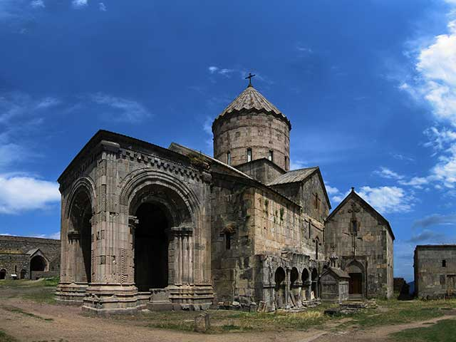 Татев - монастрь в Армении